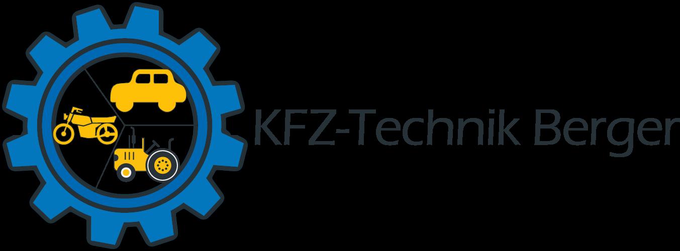 KFZ Technik Berger Logo